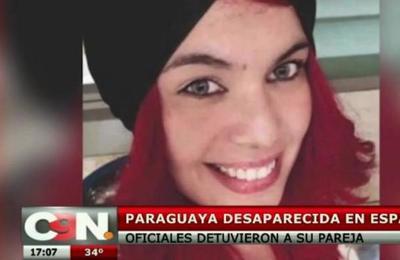 Paraguaya desaparecida en España