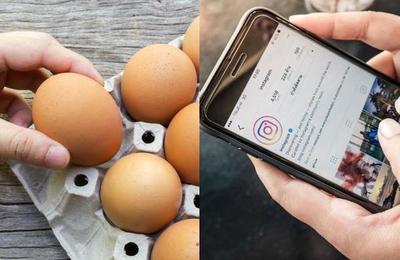 ¿Por qué la foto de un huevose convirtió en la foto con más likes en Instagram?