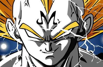La razón por la que Vegeta nunca pudo alcanzar el estado Super Saiyajín 3