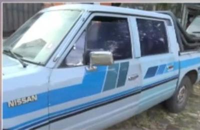 Recuperan vehículo robado en Lambaré
