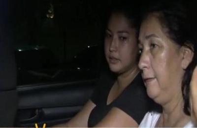 Madre e hija viven minutos de terror en Limpio