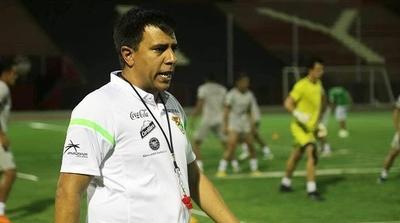 HOY / Farías pierde el mando de la selección boliviana