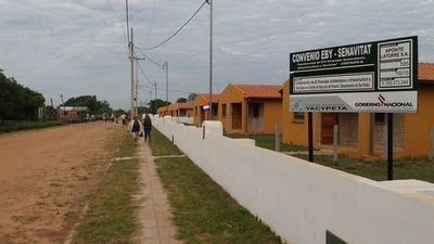Ministerio proyecta construir 2.000 viviendas con apoyo de Yacyretá