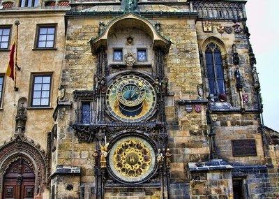 Praga, el corazón de Europa