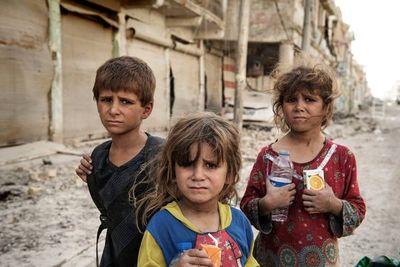 Quince niños desplazados mueren en Siria por el frío