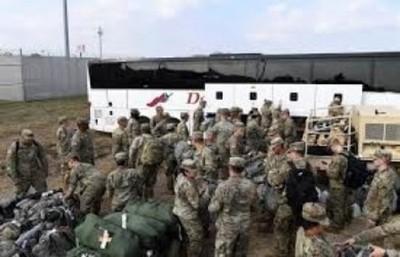 Misión militar extendida