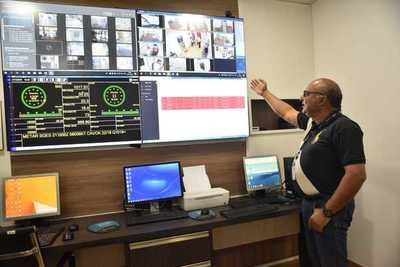 Paraguay concretó interconexión de radares para el control aéreo con Brasil y Argentina