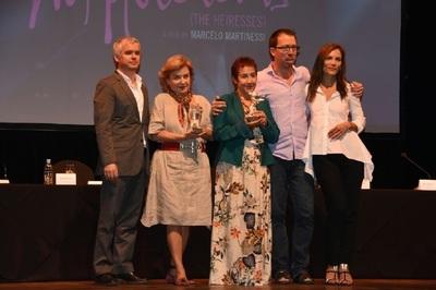 Las Herederas se estrenará en salas de cine de EE.UU.