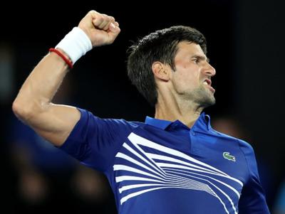 Djokovic empieza con el pie derecho en Australia