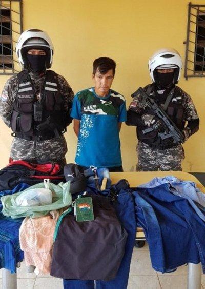 Detienen en Caaguazú a presunto autor de feminicidio