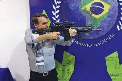 Qué cambia con el decreto de Bolsonaro sobre posesión de armas en Brasil