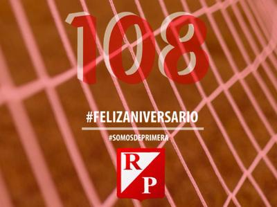 River Plate celebra otro año de fundación
