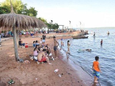 Playas de Areguá y San Ber están altamente contaminadas