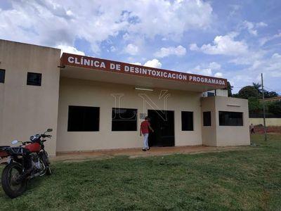 CDE: piden que habiliten área de internados en Clínica de Desintoxicación