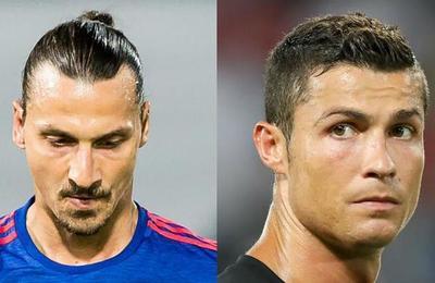 El duro mensaje de Zlatan Ibrahimovic a Cristiano Ronaldo por irse a la Juventus