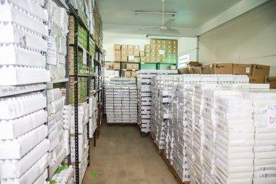 Itaipú entregó medicamentos para los centros asistenciales de Concepción