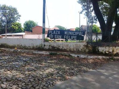 Revés para ex policía que ocupa parte de Plaza San Felipe