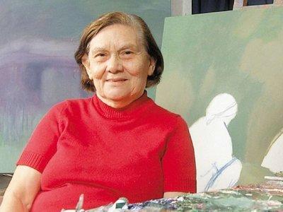 Artistas  rinden  homenaje a  Edith Jiménez en su centenario