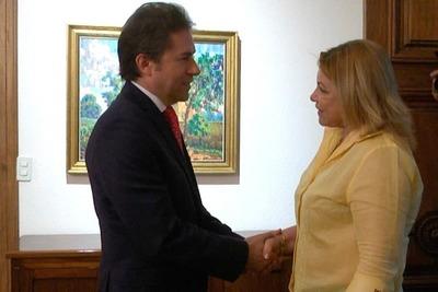 Ministerio de la Mujer busca abrir oficinas en España y Argentina