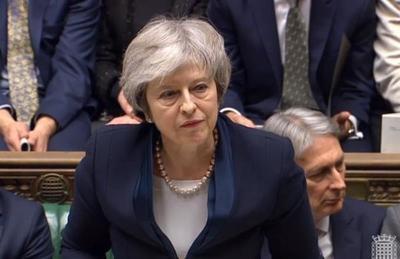 """El Gobierno de May afronta una moción de censura tras la derrota del """"brexit"""""""
