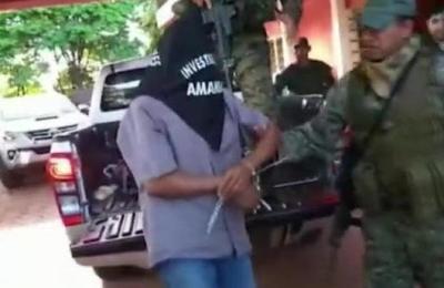 Operativo busca desarticular banda de secuestradores