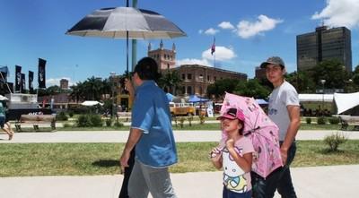 Meteorología pronostica una jornada con extremo calor