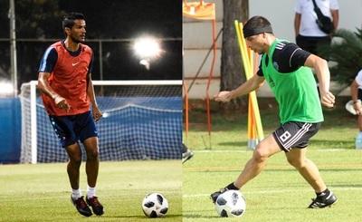 Olimpia y Cerro Porteño entran en acción