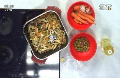 La Cocina de Cada Día: Tacos de pollo