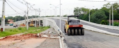 HOY / Habilitarán viaducto de la Autopista Ñu Guasu
