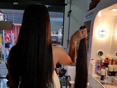 Venden hasta el cabello para sobrevivir al ENERO PUKU