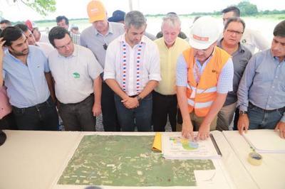 Ruta bioceánica es una obra histórica que integrará el Paraguay al Pacífico, destacó el Presidente de la República