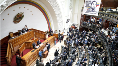 AN pide a 46 países que prohíban a Maduro uso de fondos y activos