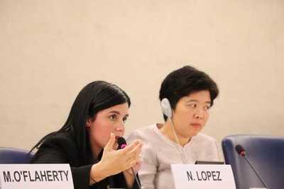 Paraguay destacado por Consejo de la ONU como ejemplo en monitoreo de DD.HH