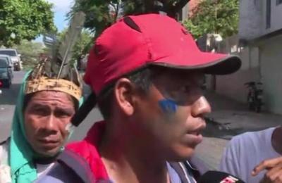 Conflicto con Indígenas