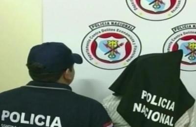 Un hombre fue detenido por el presunto caso de estafa