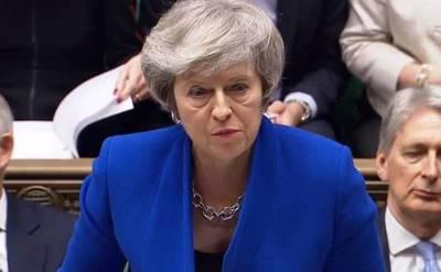 Brexit: Theresa May superó la moción de censura