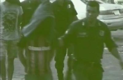 Agentes de la Interpol capturan a un presunto homicida