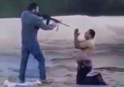 Buscan a los protagonistas de video de tortura