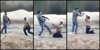 HOY / Tortura a peón: el torturador es Papo Morales, quien planeó  robar vacas a su propia madre