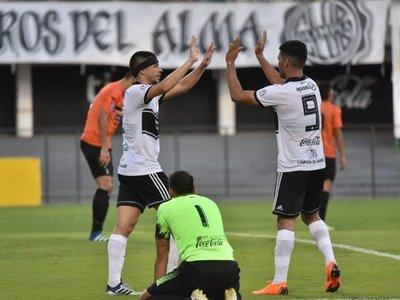 Rodrigo Rojas vuelve con gol