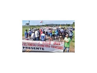 Paraguarí: Pobladores urgen la intervención del Caañabé