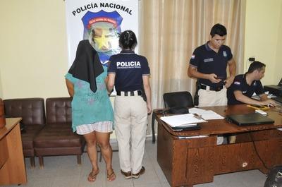 Detienen a mujer denunciada por prostituir a su hija de 17 años