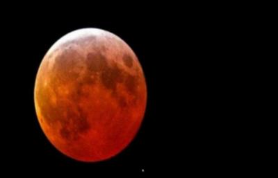 Eclipse lunar podrá apreciarse en todo Paraguay