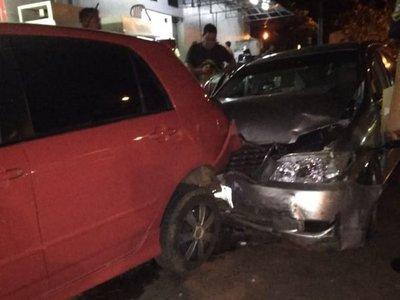 Funcionario municipal causa accidente estando alcoholizado