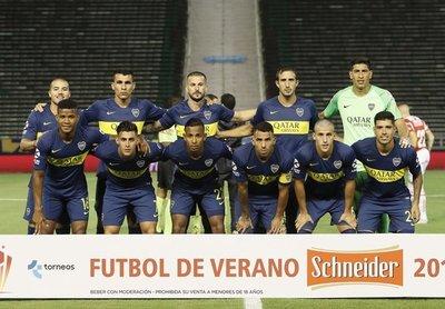 Paraguayo se estrena como titular en Boca Júniors