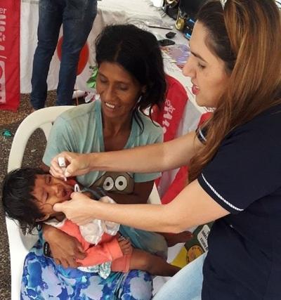 Recomiendan aplicación de vacuna contra rotavirus