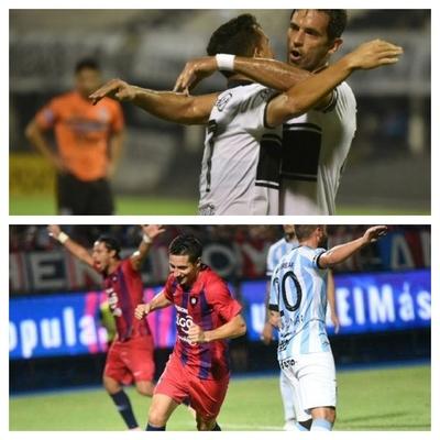 Olimpia y Cerro Porteño triunfan en juegos amistosos