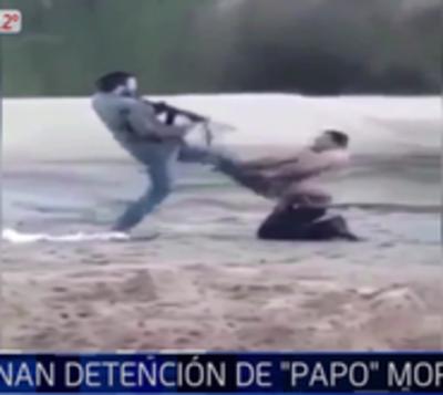 """Ordenan la captura de """"Papo"""" Morales tras cobarde amenaza de muerte"""