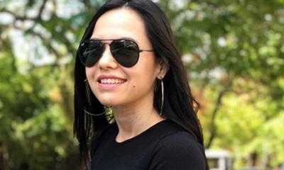 Melissa Quiñónez contestó enojada a una seguidora