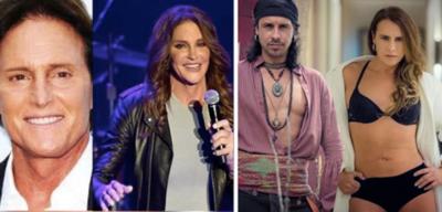 HOY / El #10yearchallenge de las celebridades trans